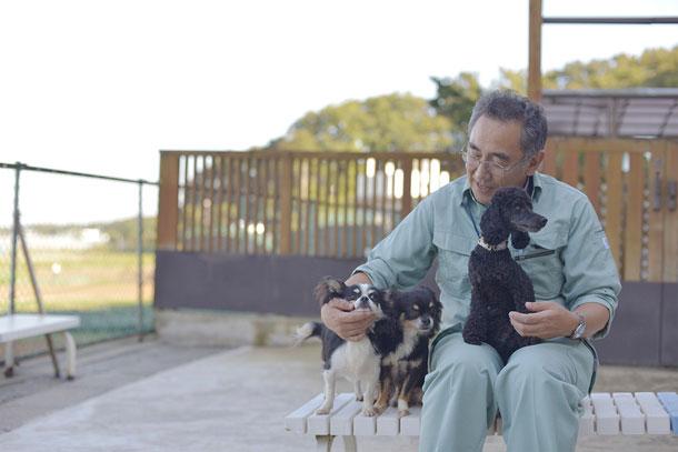 殺処分室のない動物愛護センターへ