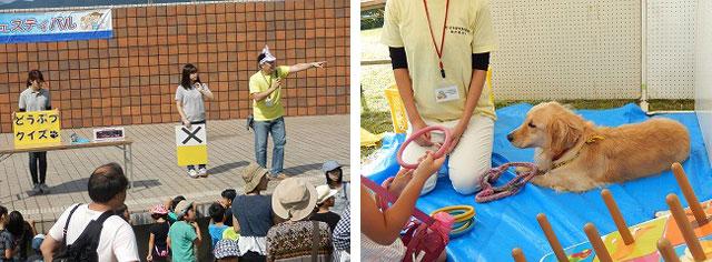 福井県動物愛護フェスティバルの開催