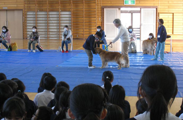 静岡県 夏休み親子動物学習会