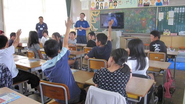 三重県 動物愛護教室 犬との正しい接し方教室